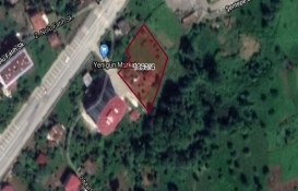 Rize'de 6.1 milyon TL'ye mahkemeden satılık çay bahçesi ve bina!
