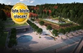 Ankara Akyurt Millet Bahçesi'nin ihalesi yapıldı!