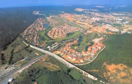 Çatalca'da konut imarlı arazi ticaret alanı olarak değiştirildi!