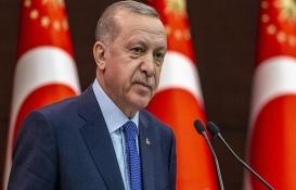Cumhurbaşkanı Erdoğan'dan her ile millet bahçesi müjdesi!