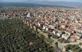 Bursa Nilüfer'de 188 milyon TL'ye satılık 3 arsa!