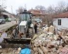 Edirne Güney Çevre Yolu Projesi için evler yıkıldı!