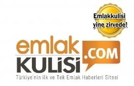 Emlakkulisi.com Ağustos'ta 3.5 milyon ziyaret aldı!