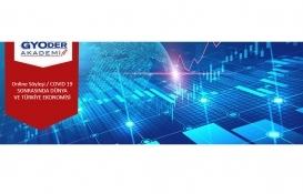 GYODER'in 'COVID-19 sonrasında dünya ve Türkiye ekonomisi' semineri 29 Mayıs'ta!