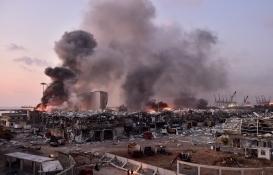 Beyrut'taki havai fişek fabrikası patlamasından en çok konut sektörü etkilendi!