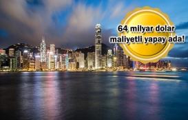 Hong Kong'un konut sorunu için yapay ada inşa edilecek!