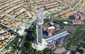Ankara'nın siluetini bozan vericiler için yeni öneri!