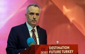 Naci Ağbal: Ekonomide güçlü bir değişim ve dönüşüm döneminin başlangıcındayız!