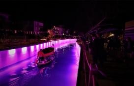 Korkuteli Kanal'ı 22 bin 700 metrekarelik alanda açıldı!