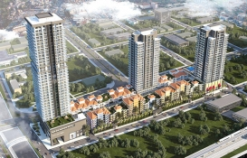 Megapol'den İzmir'e 330 metrelik cadde!