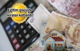 Ankara'da konut kira artış oranı yüzde 47,7'ye çıktı!