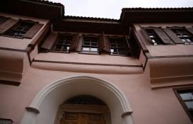 Manisa'daki tarihi Doktor Aristi Evi restore edildi!
