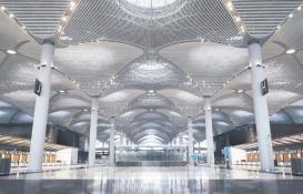 İstanbul Yeni Havalimanı'na NG Kütahya Seramik imzası!