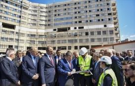 Gaziantep Şehir Hastanesi'nin inşaatı gelecek yıl bitirilecek!
