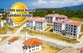 TOKİ 100 bin konut İstanbul kura çekilişleri tamamlandı!