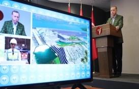 Cumhurbaşkanı Erdoğan: Başakşehir Şehir Hastanesi çekim alanı oluşturacak!