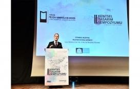 Mehmet Murat Çalık: İstanbul'u kimlikli bir kent haline getirmeliyiz!