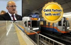 İstanbul Havalimanı'na giden metrolar ne zaman açılacak?
