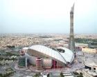 Doha Uluslararası Halife Stadı'nın inşaatı tamamlandı!