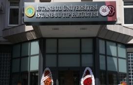 İstanbul Üniversitesi Tıp Fakültesi ek hizmet binası açıldı!