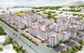 Burdur TOKİ Konutları'nda 31 aile ev sahibi oldu!
