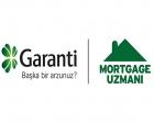 GarantiMortgage.com Altın Örümcek Ödülleri'nin birincisi!