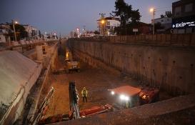 Antalya 3. Etap Raylı Sistem'de tünel çalışmaları başlıyor!