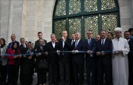 Orgeneral Hulusi Akar Cami ve Külliyesi açıldı!