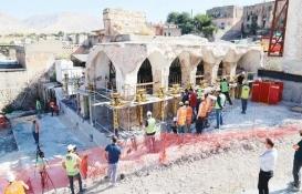 Hasankeyf'teki son eser Er-Rızk Camisi taşınıyor!