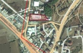 Manavgat'da 11.7 milyon TL'ye icradan satılık bina ver arsası!