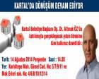 Kartal'da kentsel dönüşüm kapsamında yıkım töreni 14 Ağustos'ta yapılacak!