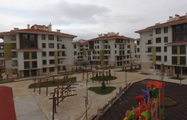 Konya Beyşehir toki evleri