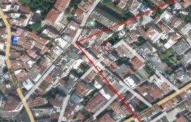 Beyoğlu'nda 6.1 milyon TL'ye icradan satılık 3 katlı bina!