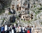 Antalya'nın tarihinden 12,7 milyon liralık gelir elde edildi!