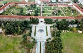 Yıldız Teknik Üniversitesi Davutpaşa Kampüsü Millet Bahçesi olacak!