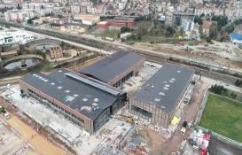 Kocaeli Kongre Merkezi'nin yapımı sürüyor!