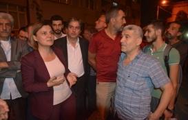 İzmit'te evleri boşaltılan vatandaşlara konaklama desteği!