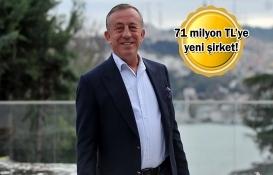Ali Ağaoğlu yeni şirket kurdu!