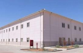 Türkiye'nin El-Bab'da inşa ettiği hastane açıldı!