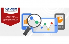 Covid-19 sürecinde dijital pazarlamanın önemi semineri 12 Mayıs'ta!