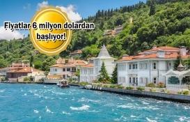 Koronavirüsle İstanbul'daki bahçeli yalılara talep arttı!