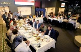 Gaziantep'in mega projeleri masaya yatırıldı!