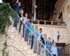 Antalya'da Beymelek Taş Evleri turizme açıldı!