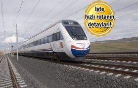 3. köprü, İstanbul Havalimanı ve Kanal İstanbul hızlı tren güzergahı!