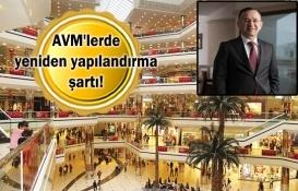 AVM'lere yeni fonksiyonlar yüklenecek!