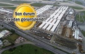 Yeşilköy ve Arnavutköy'deki salgın hastaneleri yarın açılacak!