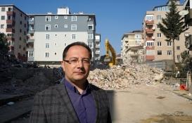 Kartal'da riskli 11 binadaki 159 hane evlerini taşıdı!