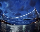 3. Köprü ve Kuzey Marmara Otoyolu Projesi'nde çalışmalar sürüyor!