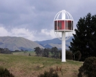 Yeni Zelanda'da inşa edilen Gök Küresi evler!