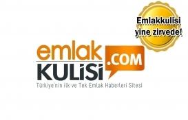 Emlakkulisi.com Nisan'da 3.5 milyon ziyaret aldı!